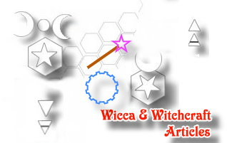Info Articles on Wicca & Witchcraft