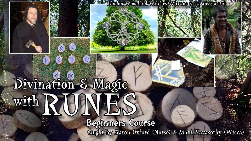 Divination & Magic with Runes