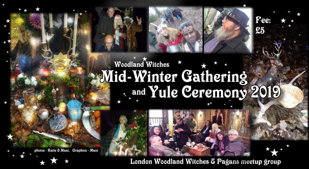 Woodland Witches Yule 2019